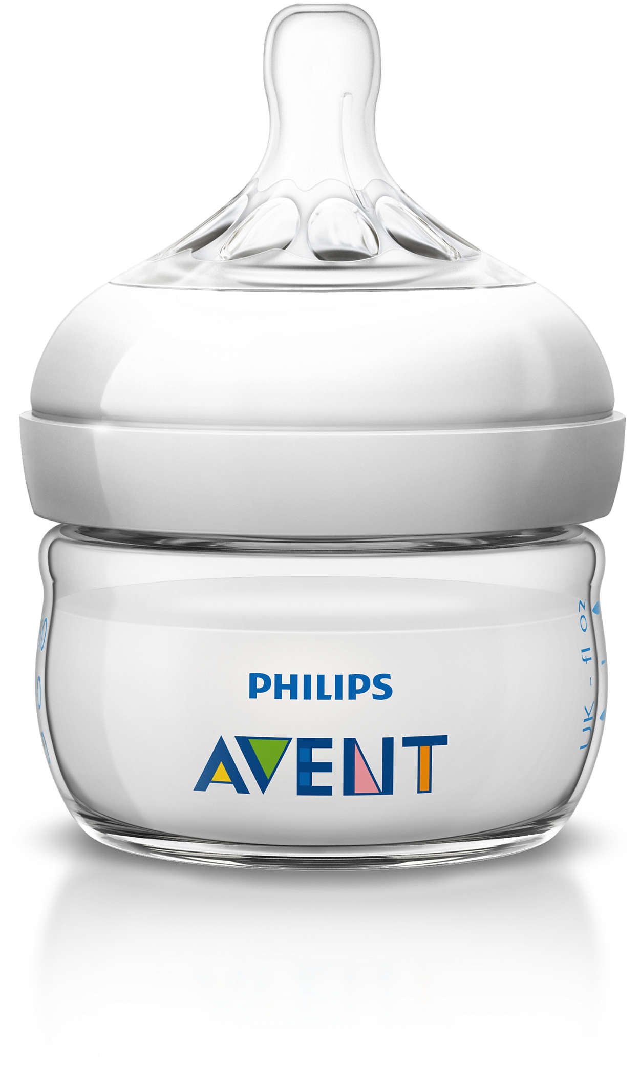 Philips AVENT Natural voedingsfles 60 ml SCF699/17