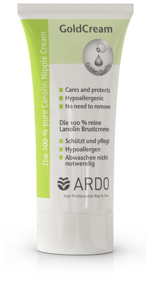 Ardo GoldCream 30 ml tube Lanoline