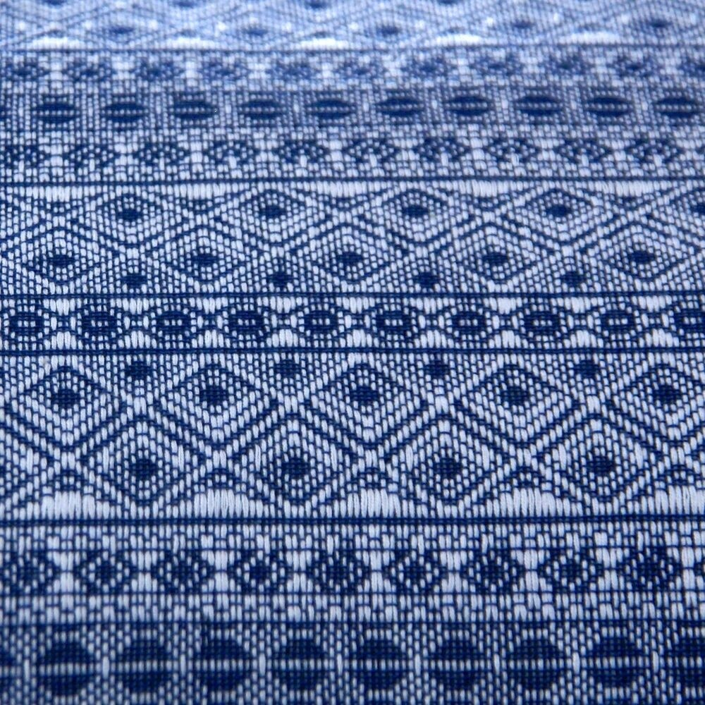 Didymos Prima Dark Blue-White geweven draagdoek