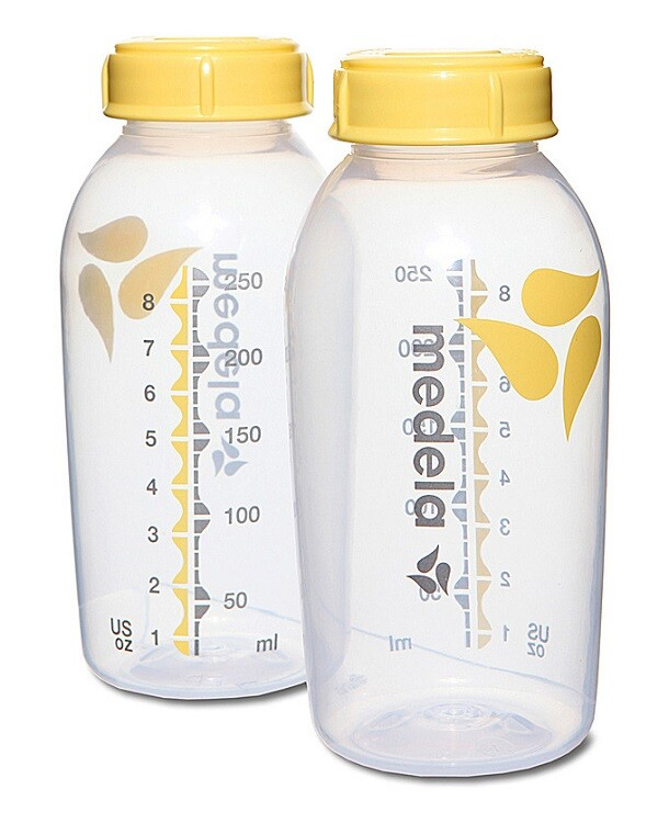 Medela moedermelk flesjes 2 x 250 ml